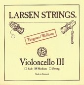 LARSEN STRINGS FOR CELLO