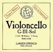 LARSEN STRINGS FOR CELLO CABLE CORE