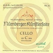 NÜRNBERGER CELLO STRINGS KÜNSTLER