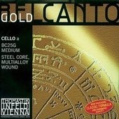 THOMASTIK-INFELD CELLO SNAREN BELCANTO GOLD
