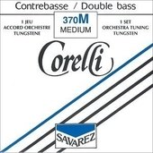 CORELLI STRINGS FOR DOUBLE BASS ORCHESTRA TUNING
