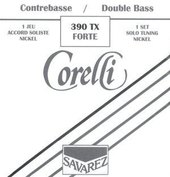 CORELLI DOUBLE BASS STRINGS SOLO TUNE