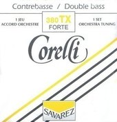 CORELLI DOUBLE BASS STRINGS ORCHESTRA TUNING