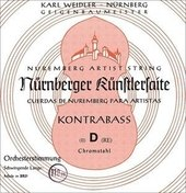 NÜRNBERGER DOUBLE BASS STRINGS KUENSTLER ORCHESTRA TUNING