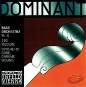 THOMASTIK-INFELD THOMASTIK STRINGS FOR DOUBLE BASS DOMINANT NYLON CORE