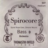 THOMASTIK-INFELD DOUBLE BASS STRINGS SPIROCORE SPIRAL CORE