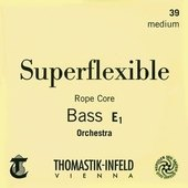 THOMASTIK-INFELD THOMASTIK STRINGS FOR DOUBLE BASS SUPERFLEXIBLE ROPE CORE
