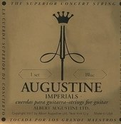 AUGUSTINE STRINGS FOR CLASSIC GUITAR IMPERIAL LABEL