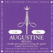 AUGUSTINE CORDES  GUITARE CLASSIQUE REGAL LABEL