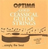 OPTIMA STRINGS FOR CLASSIC GUITAR CLASSICAL GOLD