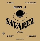SAVAREZ STRINGS FOR CLASSIC GUITAR CONCERT 520J