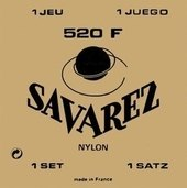 SAVAREZ STRINGS FOR CLASSIC GUITAR TRADITIONAL CONCERT 520