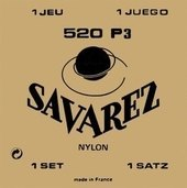 SAVAREZ STRINGS FOR CLASSIC GUITAR CONCERT 520P3