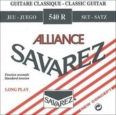 SAVAREZ STRINGS FOR CLASSIC GUITAR ALLIANCE HT CLASSIC 540