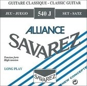 SAVAREZ STRINGS FOR CLASSIC GUITAR CONCERT ALLIANCE 540