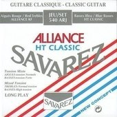 SAVAREZ STRINGS FOR CLASSIC GUITAR ALLIANCE HT CLASSIC 540ARJ