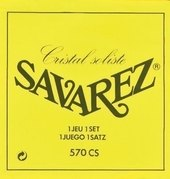 SAVAREZ STRINGS FOR CLASSIC GUITAR ALLIANCE CRISTAL