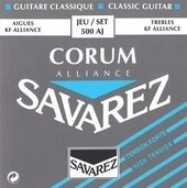 SAVAREZ STRINGS FOR CLASSIC GUITAR ALLIANCE CORUM 500AJ