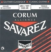SAVAREZ STRINGS FOR CLASSIC GUITAR CORUM ALLIANCE 500AR