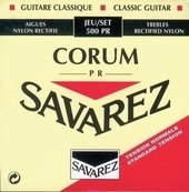 SAVAREZ STRINGS FOR CLASSIC GUITAR ALLIANCE CORUM 500PR