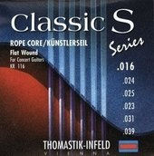 THOMASTIK-INFELD STRINGS FOR CLASSIC GUITAR CLASSIC S SERIES. ROPE CORE. KÜNSTLER-ROPE