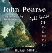 THOMASTIK INFELD THOMASTIK STRINGS FOR CLASSIC GUITAR JOHN PEARSE FOLK SERIES LIGHT