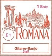 ROMANA STRINGS FOR GUITAR BANJO