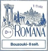 ROMANA STRINGS FOR BOUZOUKI