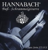 HANNABACH STRINGS FOR BASS/STUMGUITAR