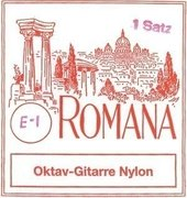 ROMANA STRINGS FOR OCTAVE GUITAR