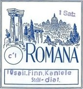 ROMANA STRINGS FOR KANTELE