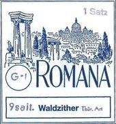 ROMANA ΧΟΡΔΈΣ ΓΙΑ WALDZITHER