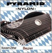 PYRAMID ΧΟΡΔΈΣ ΓΙΑ ZITHER NYLON. CONCERT ZITHER
