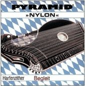 PYRAMID ΧΟΡΔΈΣ ΓΙΑ ZITHER NYLON. HARP-/AIR RESONANCE ZITHER