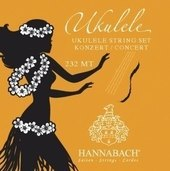 HANNABACH STRINGS FOR UKULELE