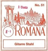 ROMANA STRINGS FOR ACOUSTIC GUITAR