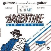 SAVAREZ STRINGS FOR ACOUSTIC GUITAR ARGENTINE