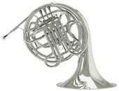 C.G. CONN DOUBLE FRENCH HORN 8D CONNSTELLATION