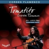 SAVAREZ STRINGS FOR CLASSIC GUITAR FLAMENCO TOMATITO T50J