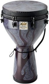 REMO WORLD PERCUSSION DJEMBE AFINACIÓN POR LLAVE