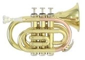 PURE GEWA BB-POCKET TRUMPET PT-101
