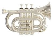 PURE GEWA BB-POCKET TRUMPET PT-101S