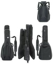 GEWA GUITAR DOUBLE GIG BAG PRESTIGE 25