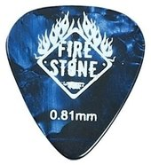 GEWA PLECTRUM FIRE&STONE MIX CELLULOID