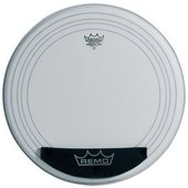 REMO DRUM HEAD POWERSONIC WHITE COATED BASS DRUM