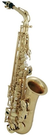 GEWAPURE SAXOFON EB-ALT AS-302