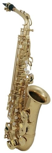GEWAPURE EB-ALT SAXOFON AS-202