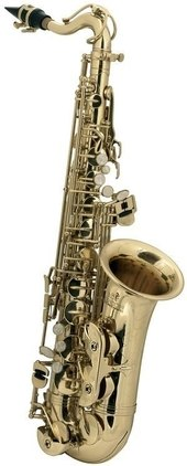 GEWAPURE SAXOFON EB-ALT PT COPII AS-201