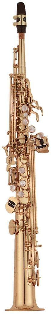 "CONN BB-SOPRAN SAXOPHON ""LA VOIX II"" CSS-280R STEP UP"