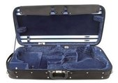 GEWA DOUBLE CASE FOR 1 VIOLA AND 1 VIOLIN LIUTERIA MAESTRO